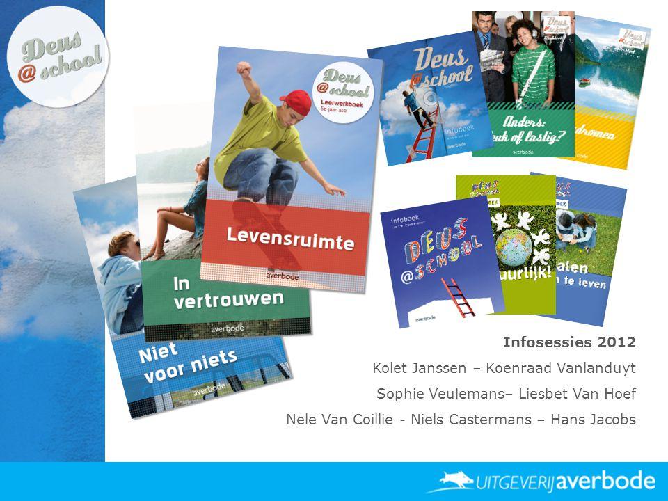 Infosessies 2012 Kolet Janssen – Koenraad Vanlanduyt.