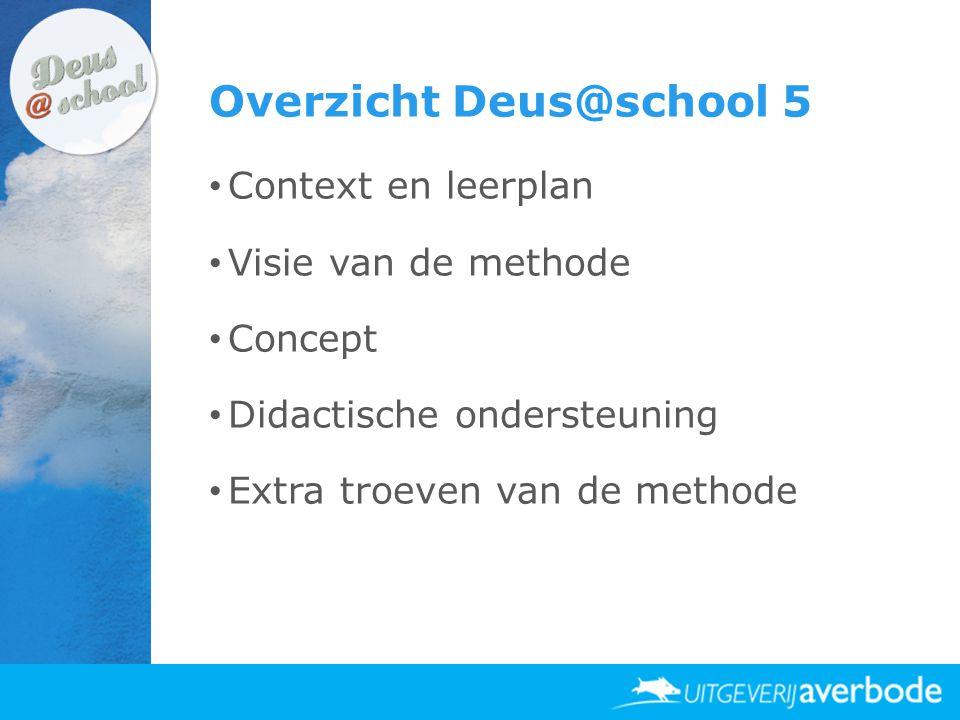 Overzicht Deus@school 5