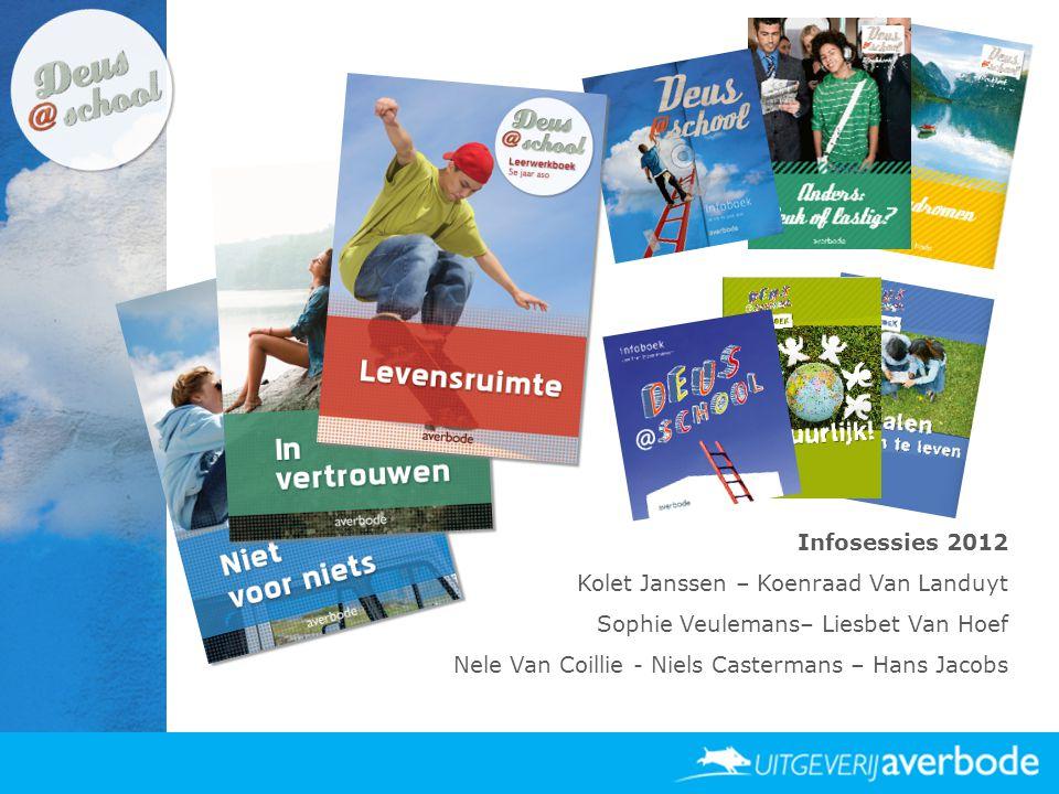 Infosessies 2012 Kolet Janssen – Koenraad Van Landuyt.