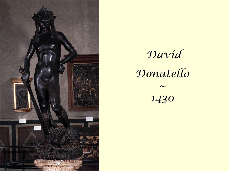 David Donatello ~ 1430