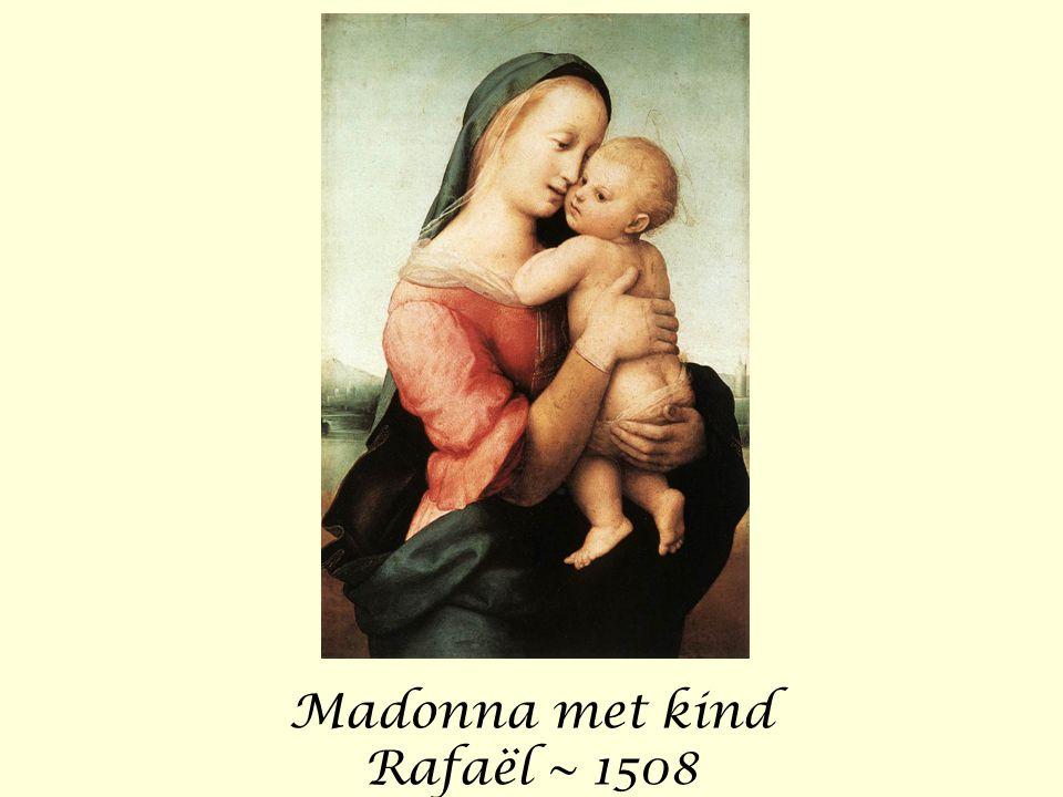 Madonna met kind Rafaël ~ 1508