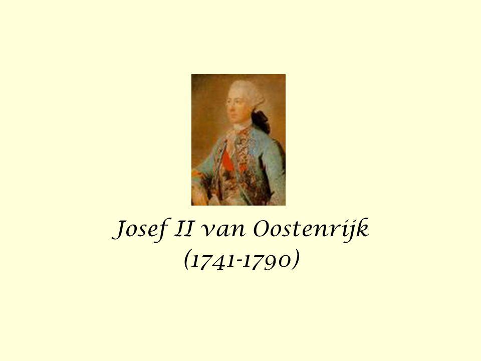 Josef II van Oostenrijk (1741-1790)