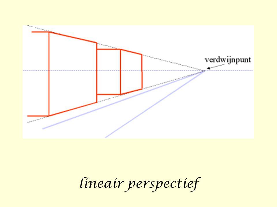 lineair perspectief