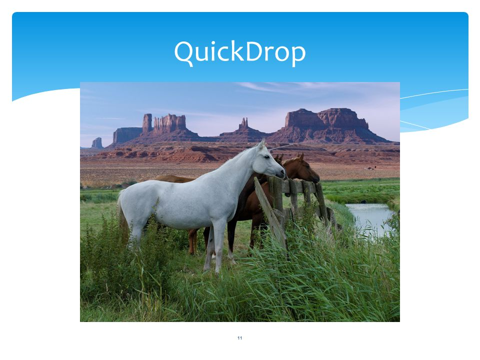QuickDrop