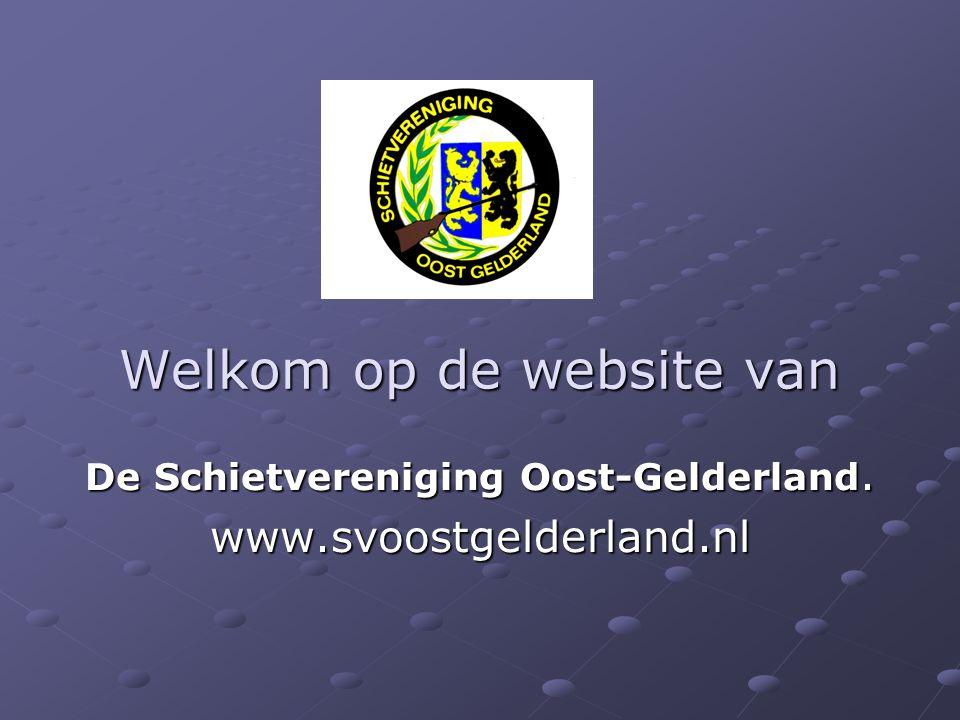 Welkom op de website van