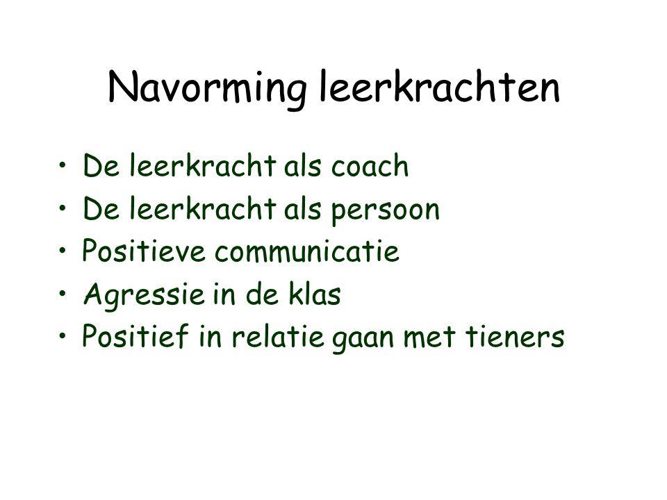 Navorming leerkrachten