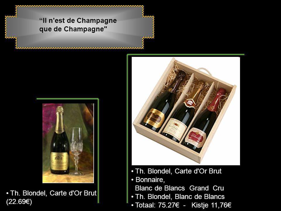 Il n est de Champagne que de Champagne