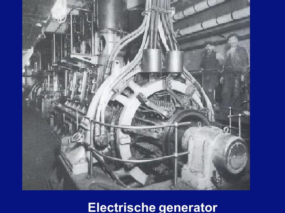 Electrische generator