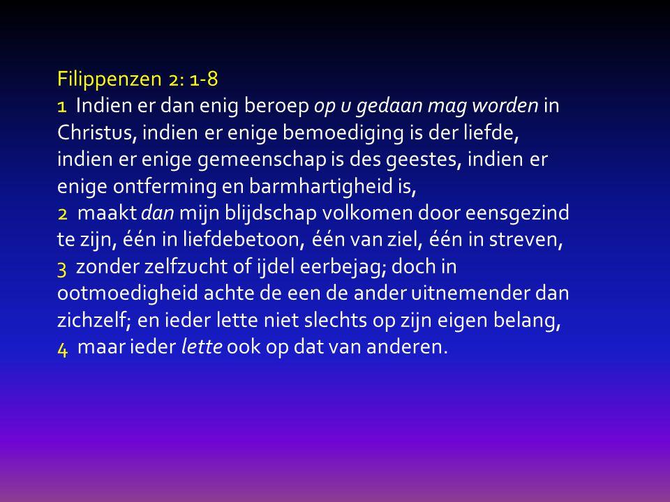Filippenzen 2: 1-8