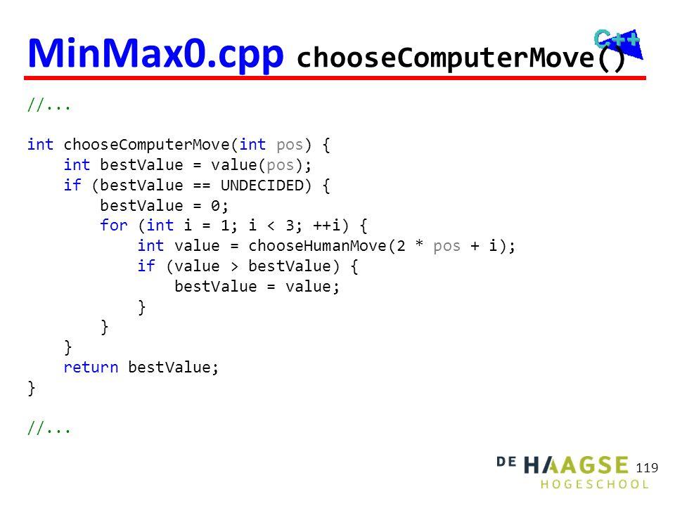 MinMax0.cpp chooseHumanMove()