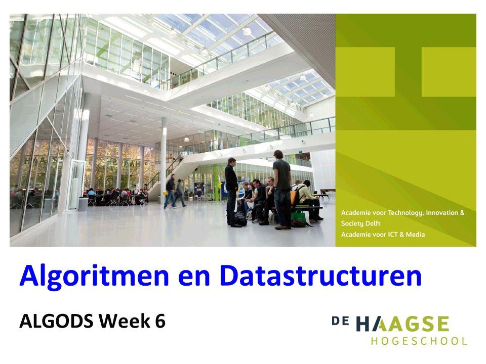 Bekende datastructuren