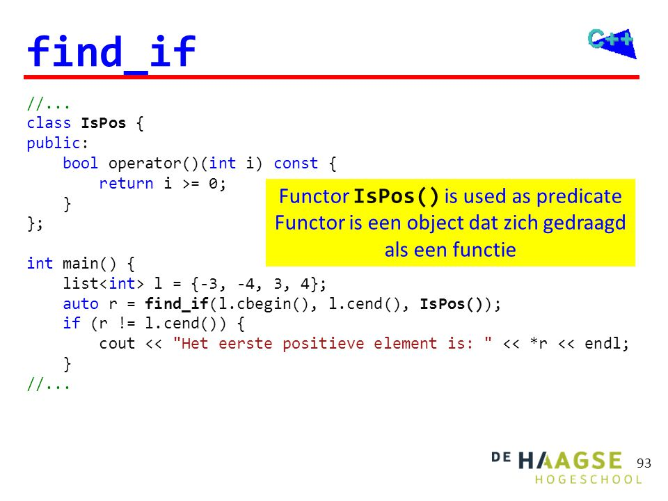 Functor IsGreaterEqualInt(0) is used as predicate. 0 is nu variabel!