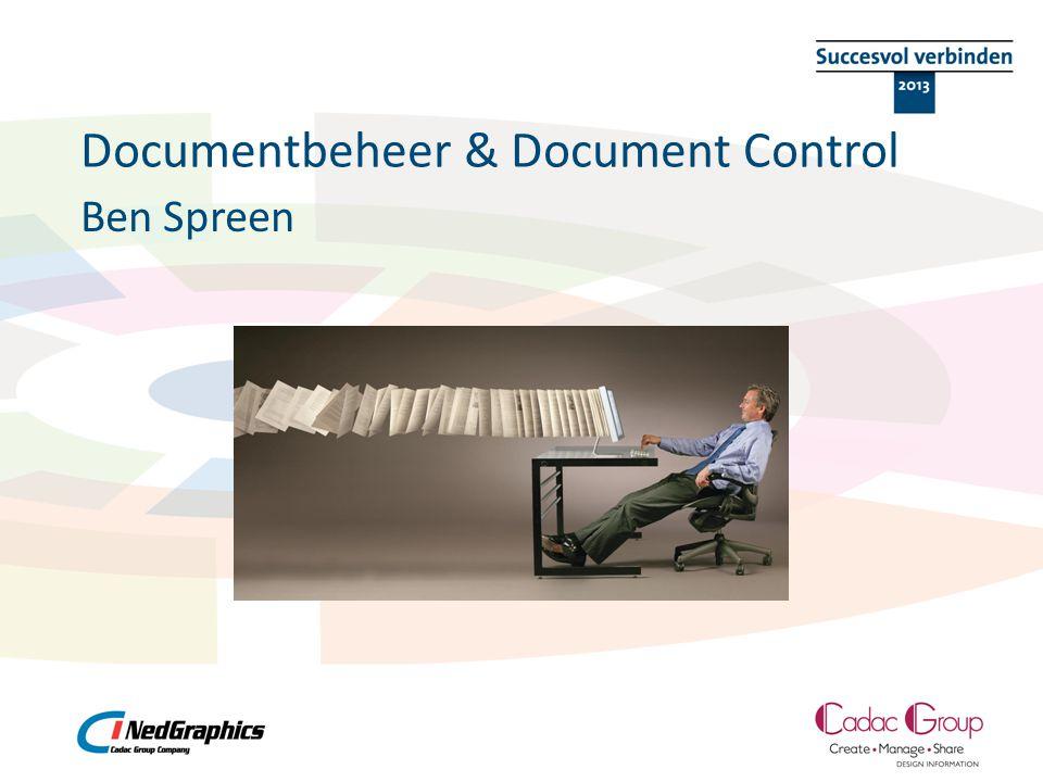 Documentbeheer & Document Control