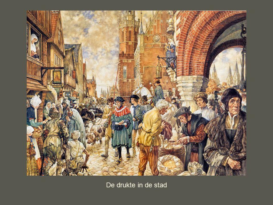Bron: internet, (www. flipcharts. nl/Geschiedenis/Middeleeuwen