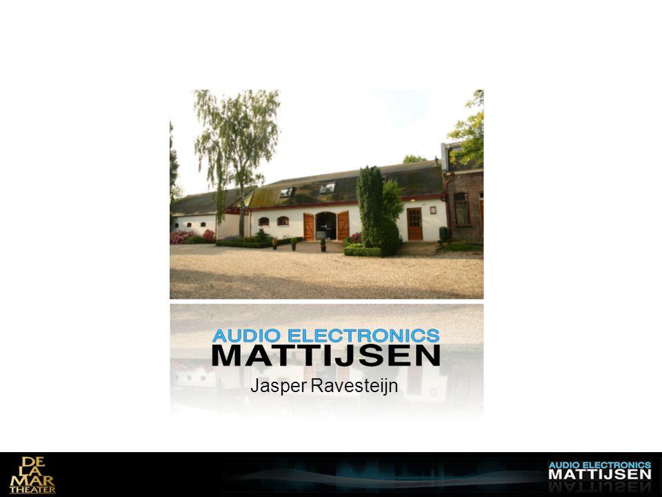 Jasper Ravesteijn Onderdelen presentatie: