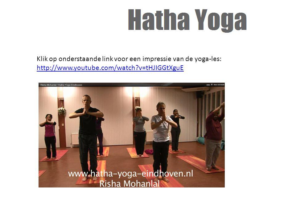 Klik op onderstaande link voor een impressie van de yoga-les: