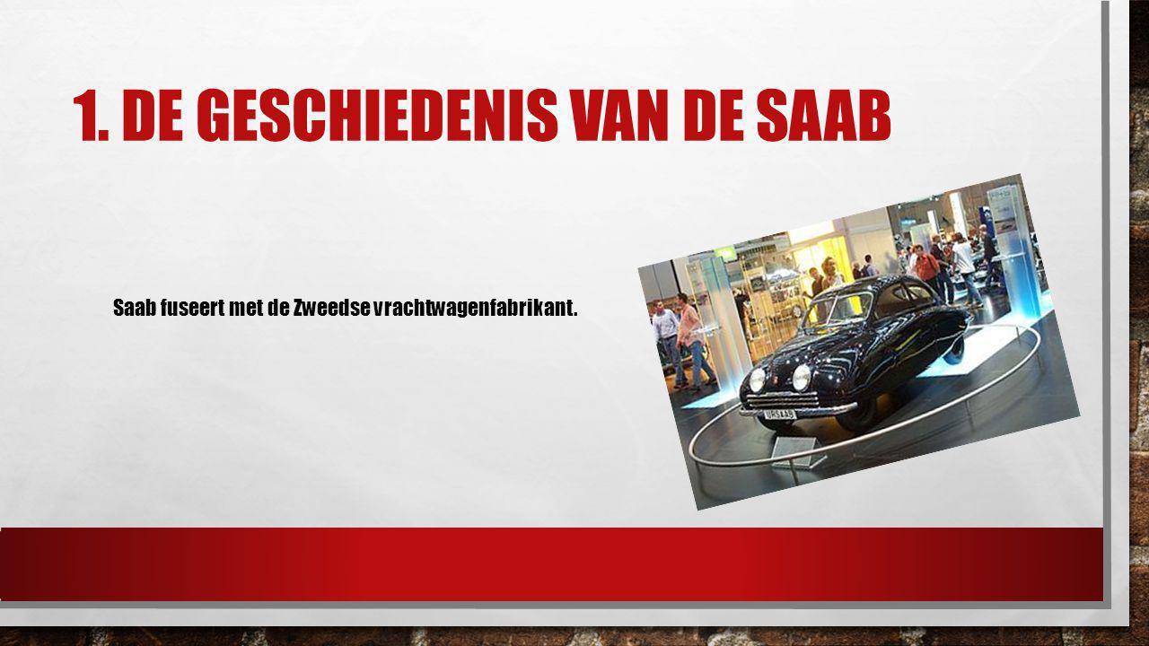 1. De geschiedenis van de Saab
