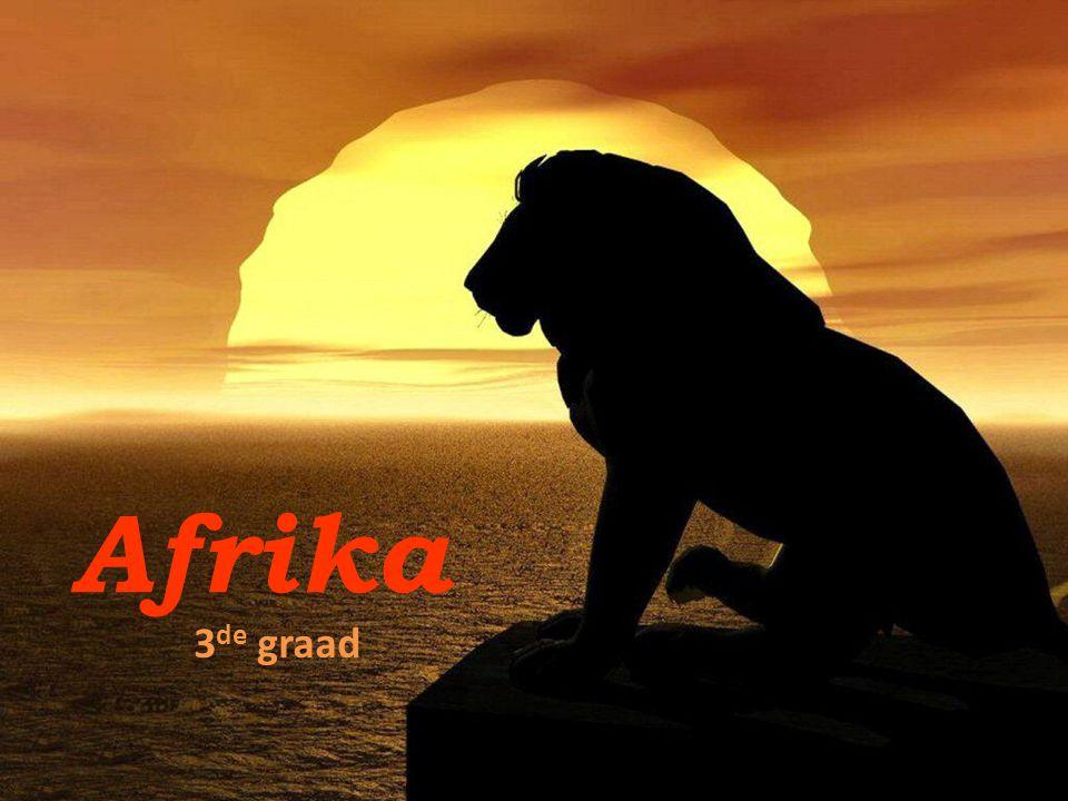 Afrika 3de graad