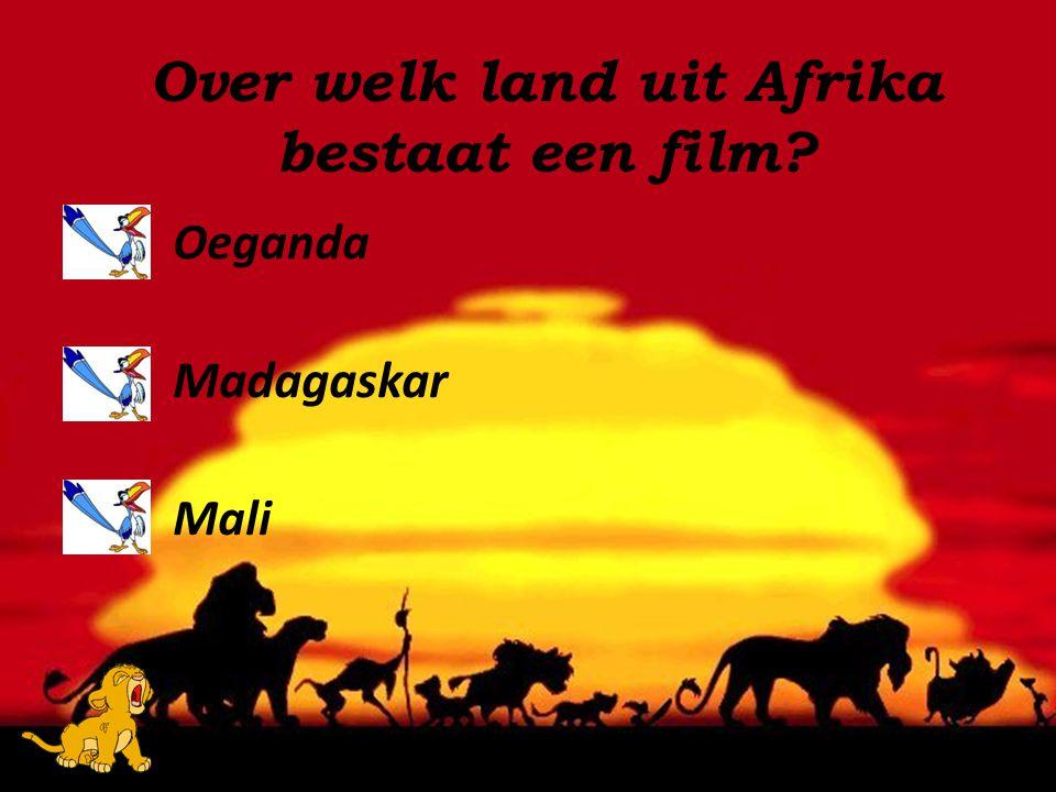 Over welk land uit Afrika bestaat een film