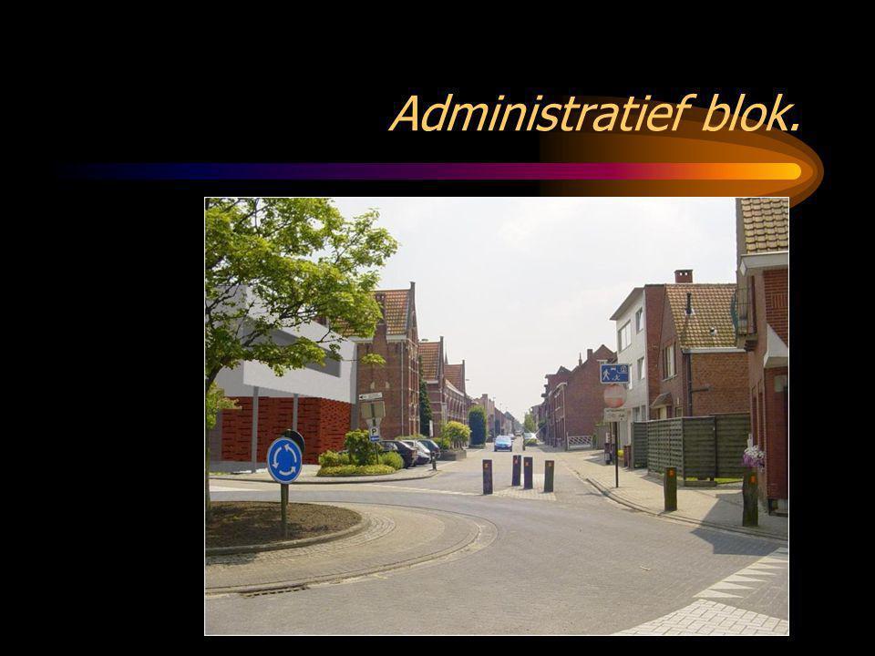 Administratief blok.
