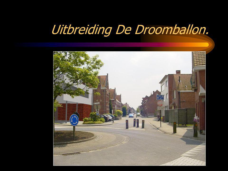 Uitbreiding De Droomballon.