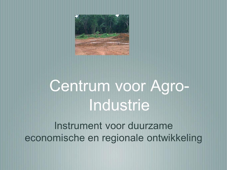 Centrum voor Agro-Industrie