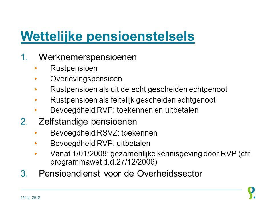 Wettelijke pensioenstelsels