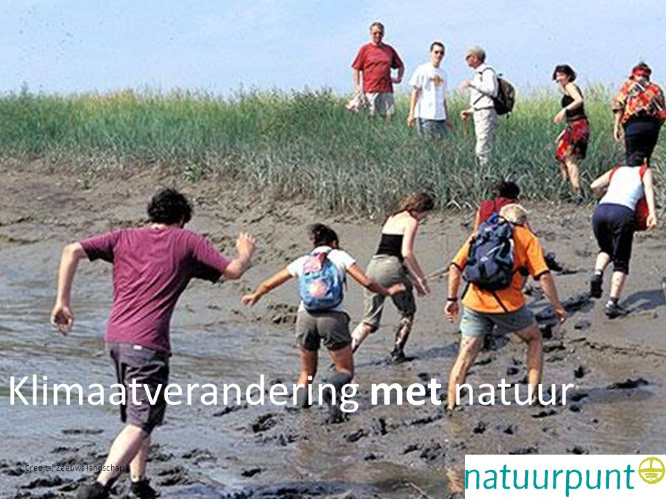 Klimaatverandering met natuur