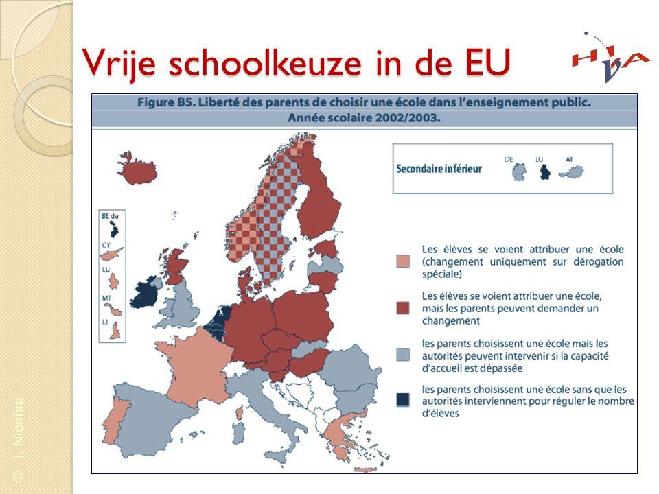Vrije schoolkeuze in de EU