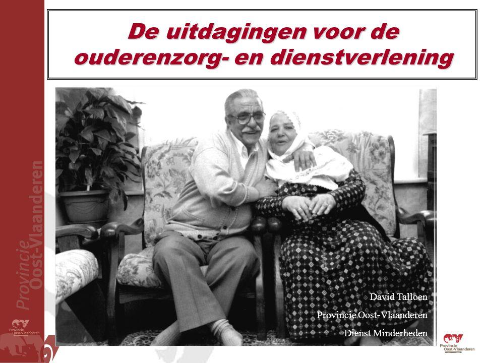De uitdagingen voor de ouderenzorg- en dienstverlening
