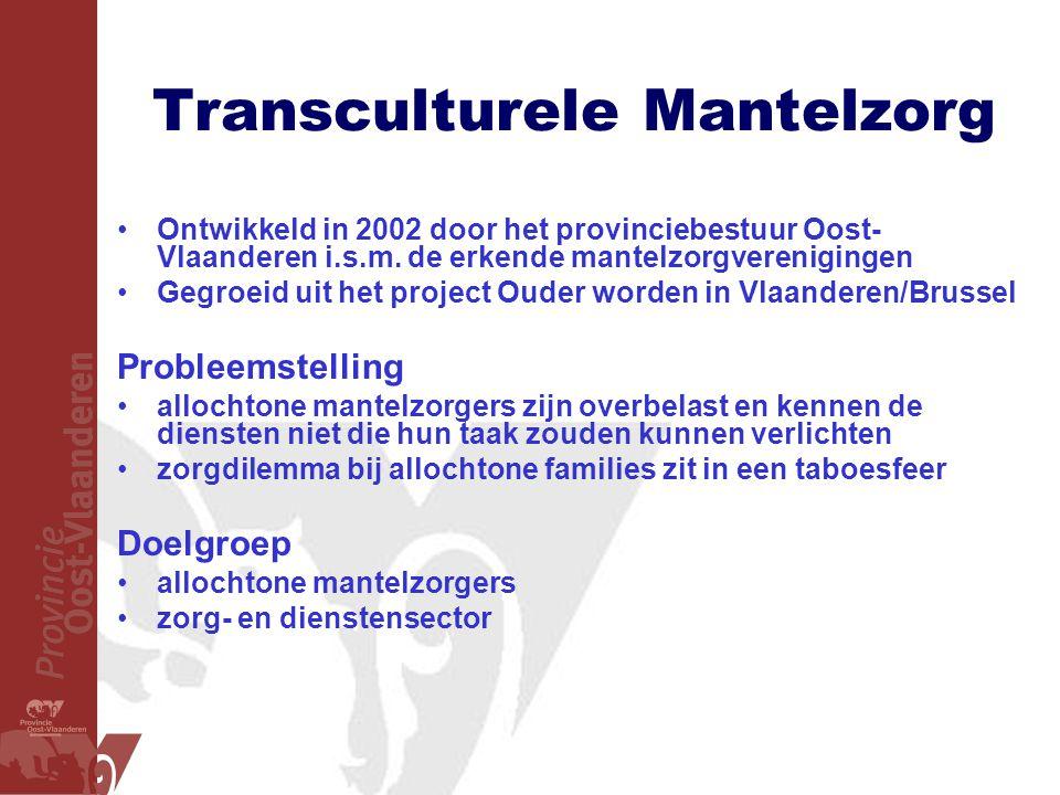 Transculturele Mantelzorg