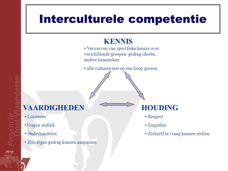 Interculturele competentie