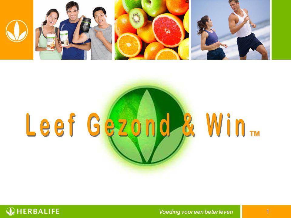 Leef Gezond & Win TM 1