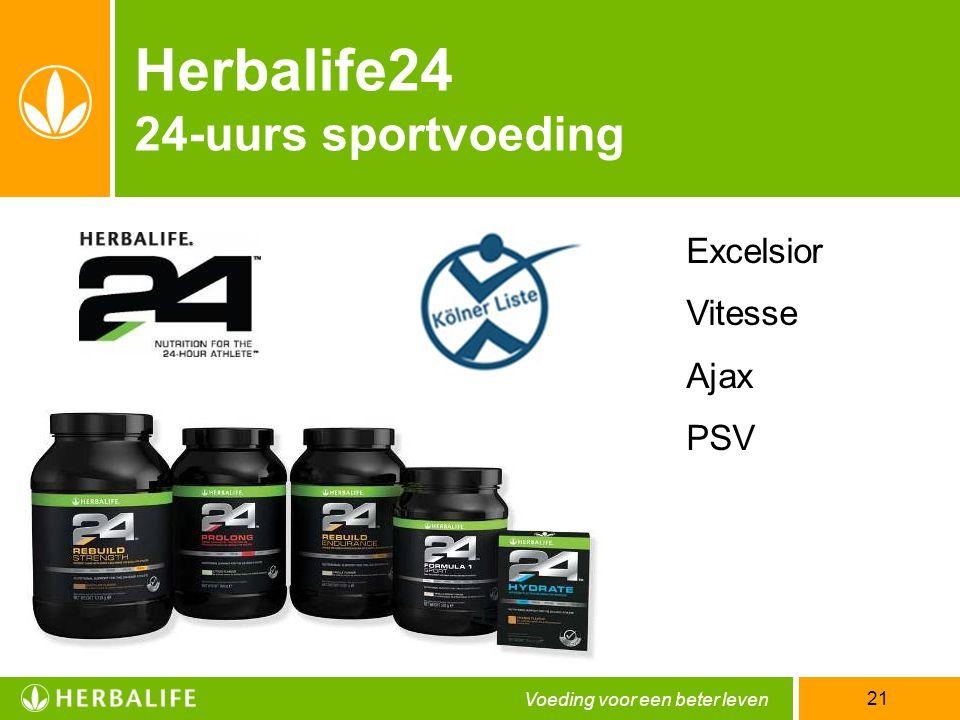 Herbalife24 24-uurs sportvoeding