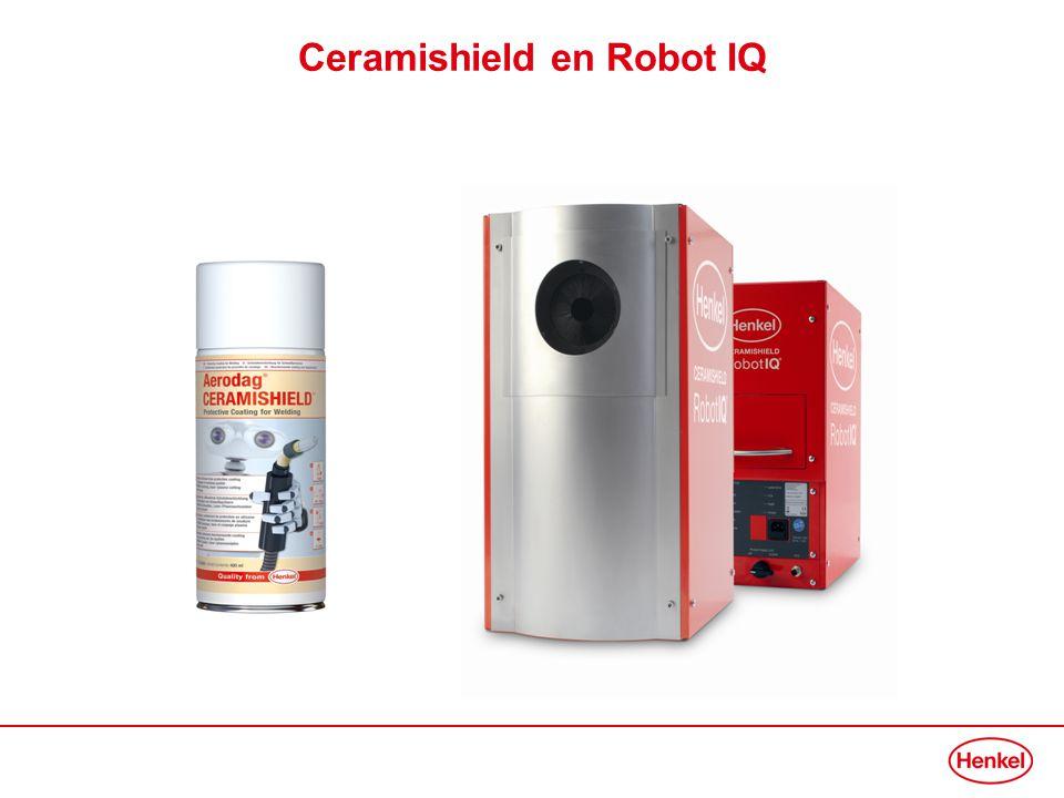 Ceramishield en Robot IQ