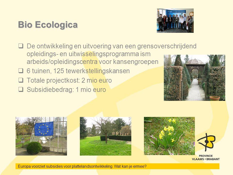 Bio Ecologica