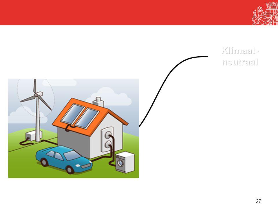 Klimaat-neutraal Living lab smart grid in Amersfoort en Utrecht. Creeert Tevens sociale verbondenheid op buurtniveau.