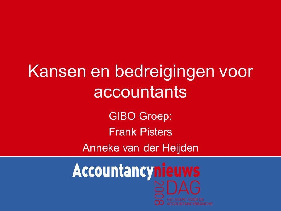 Kansen en bedreigingen voor accountants