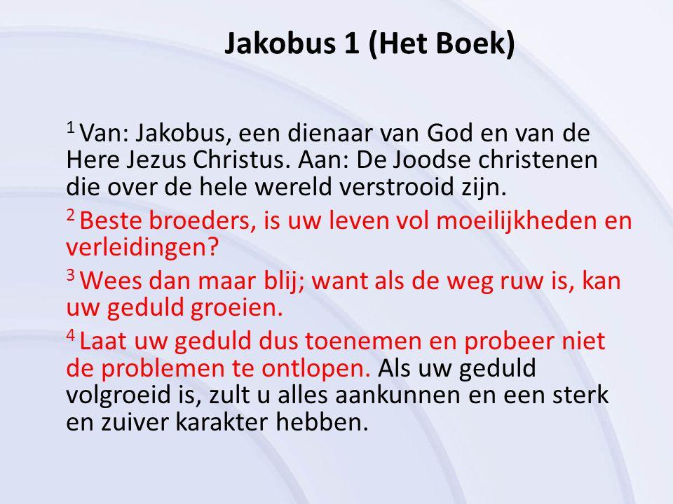 Jakobus 1 (Het Boek)