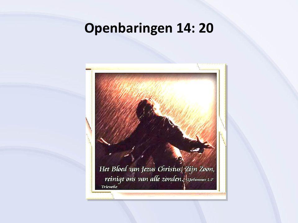 Openbaringen 14: 20