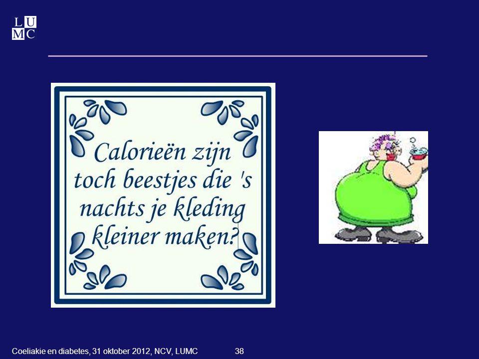 Coeliakie en diabetes, 31 oktober 2012, NCV, LUMC