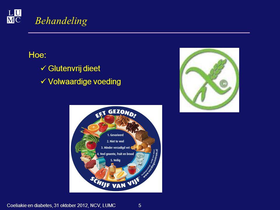 Behandeling Hoe: Glutenvrij dieet Volwaardige voeding