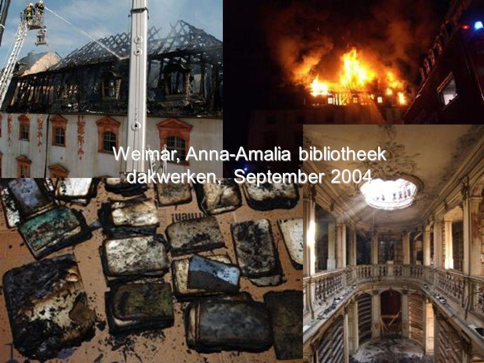 Weimar, Anna-Amalia bibliotheek