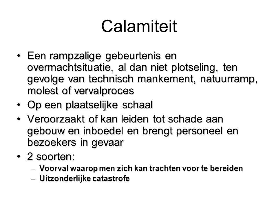 Calamiteit