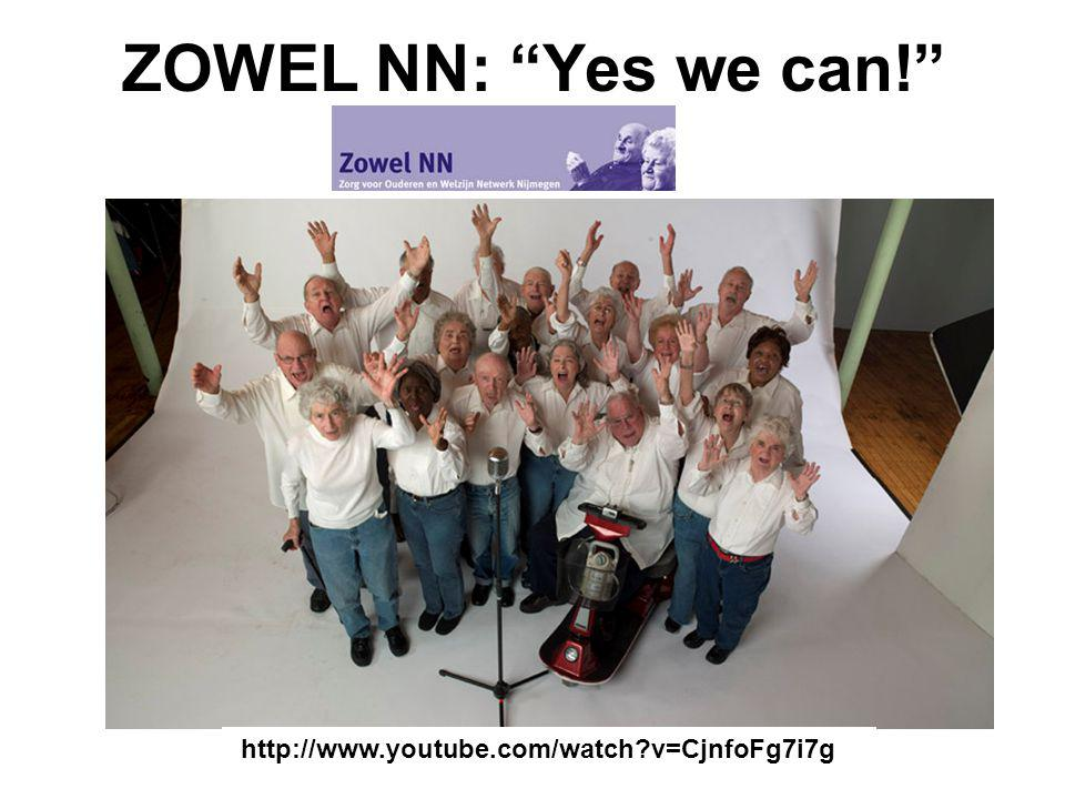 ZOWEL NN: Yes we can!   v=CjnfoFg7i7g