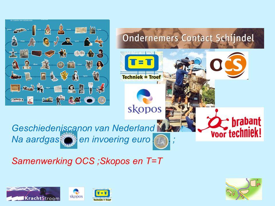 Geschiedeniscanon van Nederland