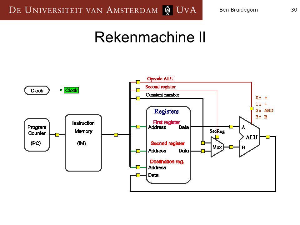 Rekenmachine II