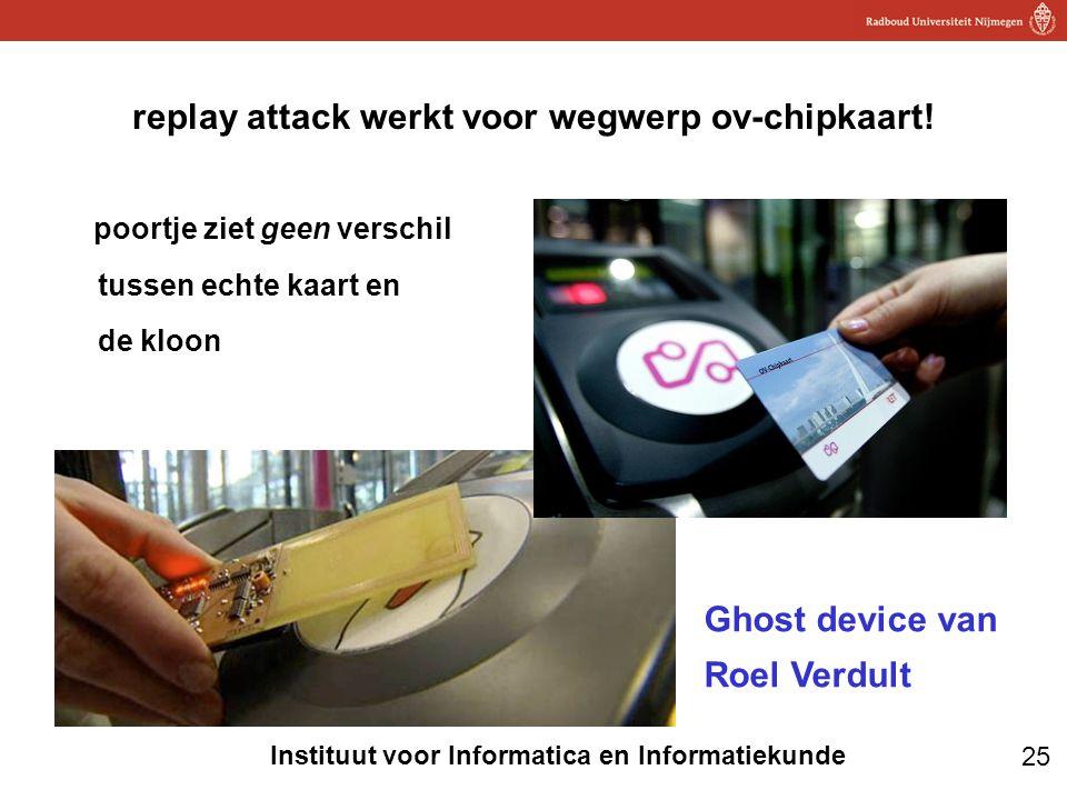 replay attack werkt voor wegwerp ov-chipkaart!