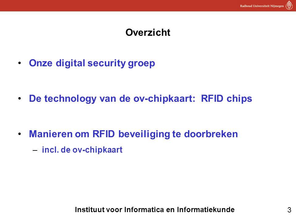 Onze digital security groep