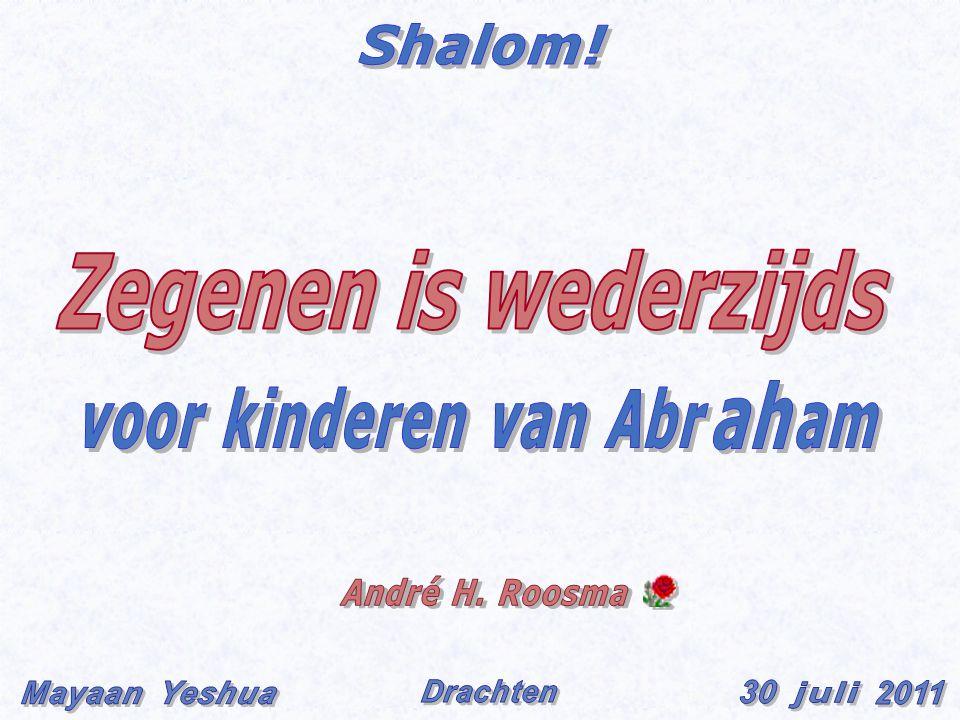 voor kinderen van Abr am